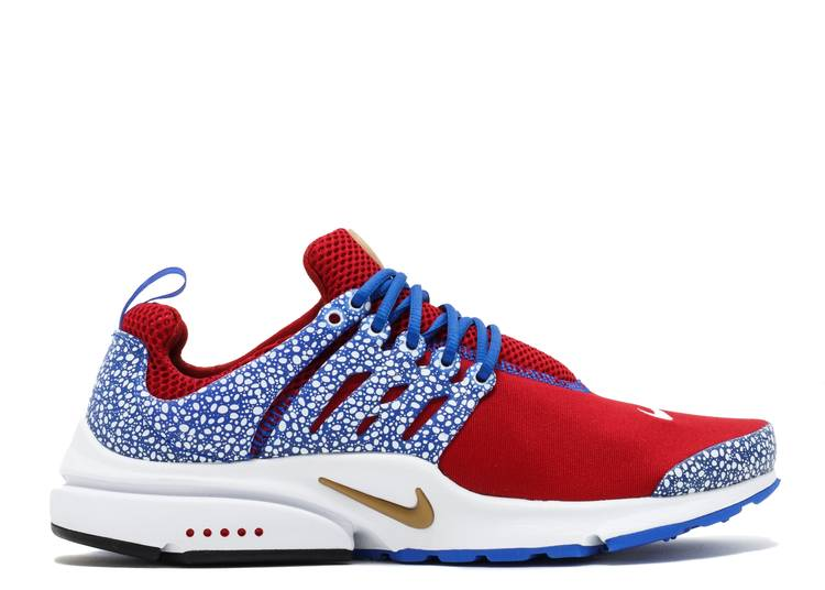 Air Presto 'Red Safari'