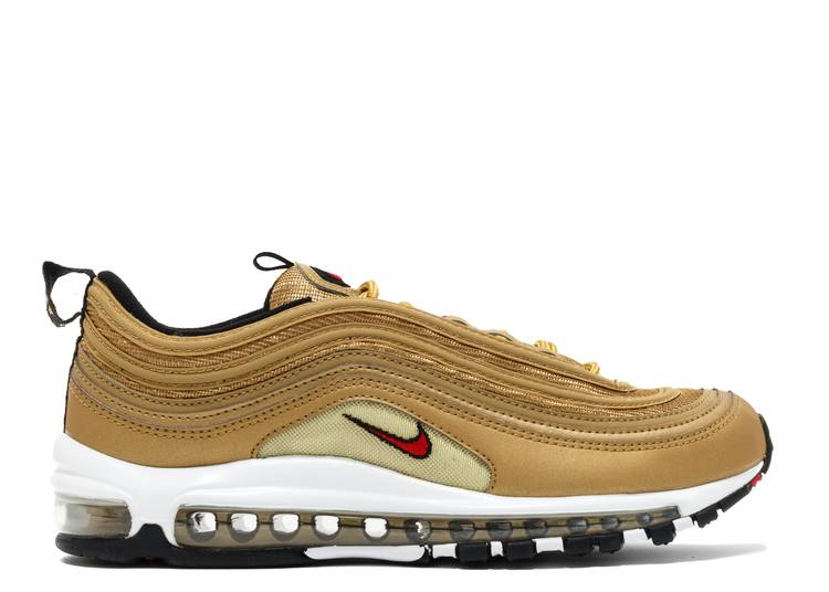 "nike air max 97 og qs ""Metallic Gold"""
