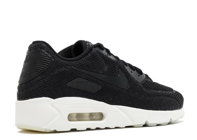 Air Max 90 Ultra 2.0 Breathe 'Black' - Nike - 898010 001 - black ...