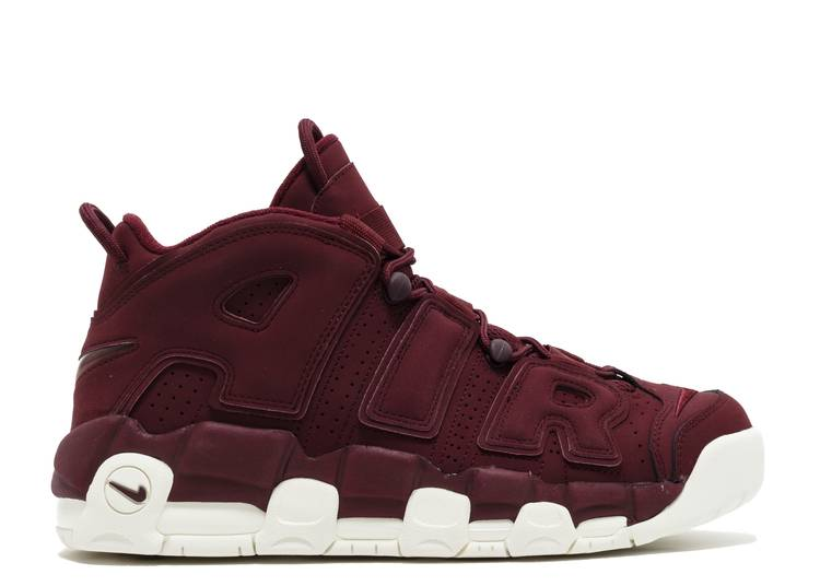 "Air More Uptempo 'Bordeaux' ""Bordeaux"""