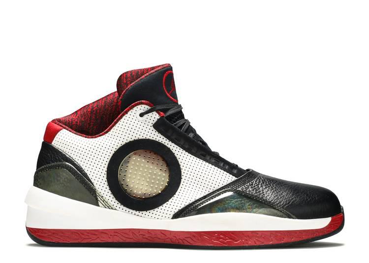 Air Jordan 2010 'Black Varsity Red'