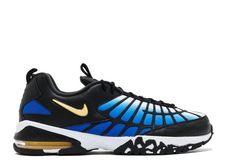 Air Max 120 'Hyper Blue' - Nike - 819857 400 - hyper blue/chamois ...