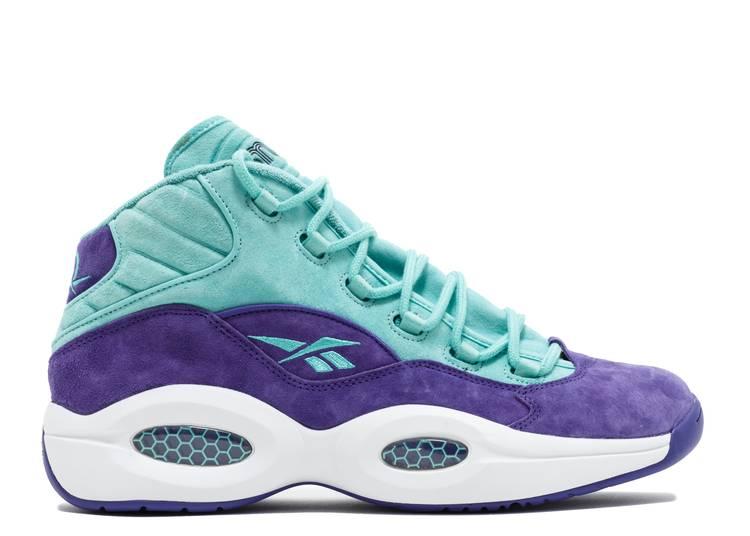 Packer Shoes x Sneakersnstuff x Token 38 x Question Mid 'A Shoe About Crocus'