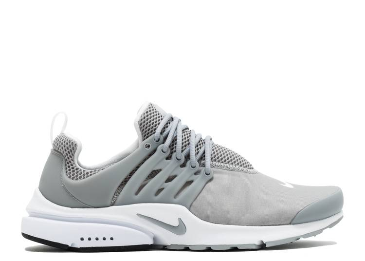 Air Presto Essential 'Wolf Grey'