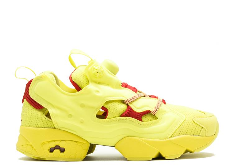 InstaPump Fury OG 'Packers'