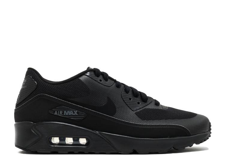Air Max 90 Ultra 2.0 Essential 'Triple Black' - Nike - 875695 002 ...