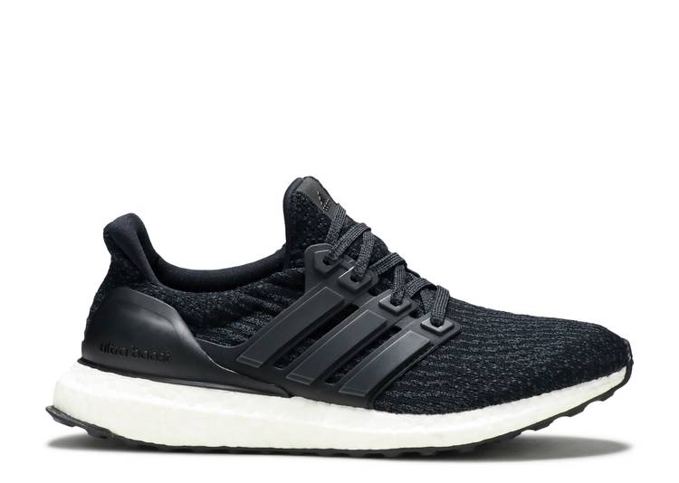 UltraBoost 3.0 J 'Core Black'