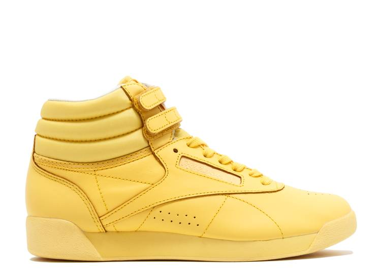 Freestyle Hi CB 'Sunshine Yellow'