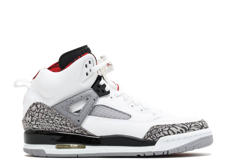 Jordan Spizike GS 'White Cement'