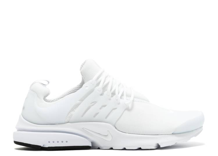 Air Presto Essential 'Triple White'