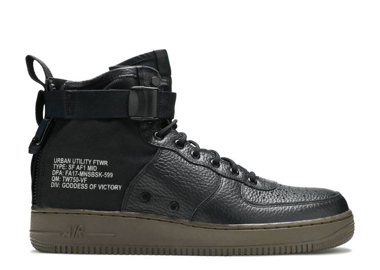 SF Air Force 1 Mid 'Hazel'
