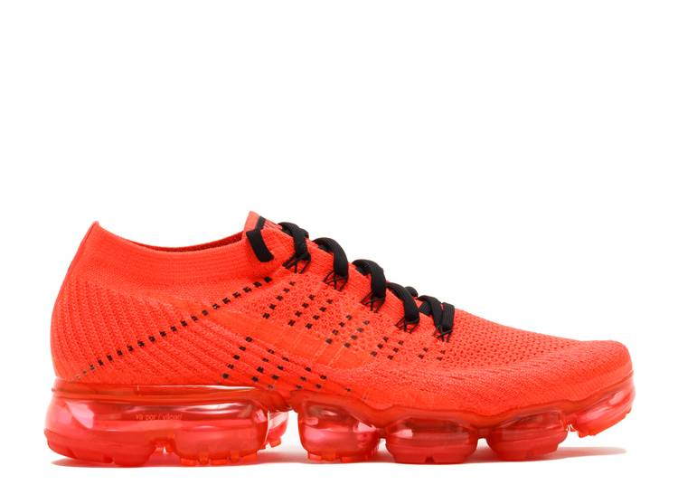 ordenar a pesar de Esta llorando  CLOT X Air VaporMax 'Bright Crimson' - Nike - AA2241 006 - black/bright  crimson-white | Flight Club
