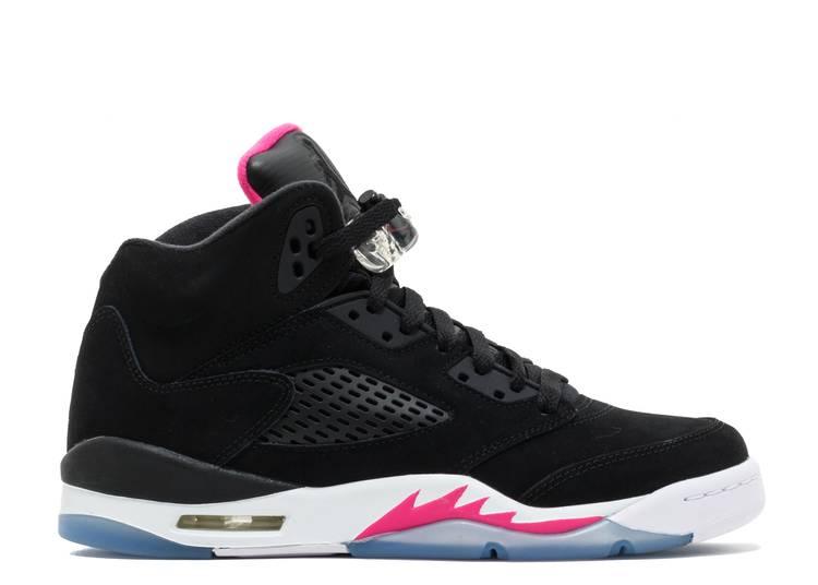 Air Jordan 5 Retro GS 'Deadly Pink'
