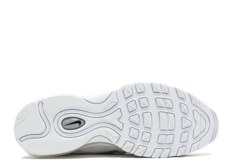 Air Max 97 Triple White Nike 921826 101 White Wolf Grey