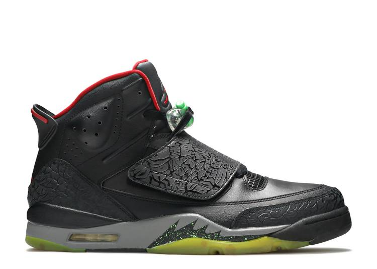 Air Jordan Son Of Mars 'Black'