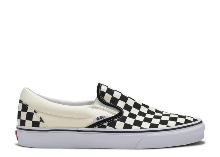Classic Slip-On 'Checkerboard'