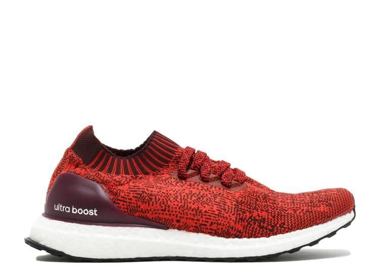 UltraBoost Uncaged 'Tactile Red'