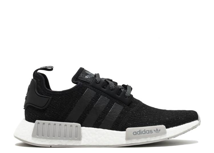 Champs Sports x NMD_R1 'Black Grey'