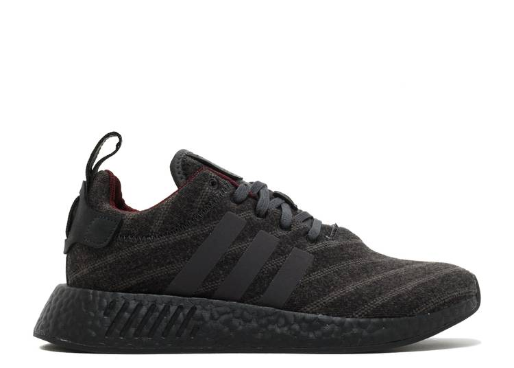 Henry Poole x size? x NMD_R2 'Grey'