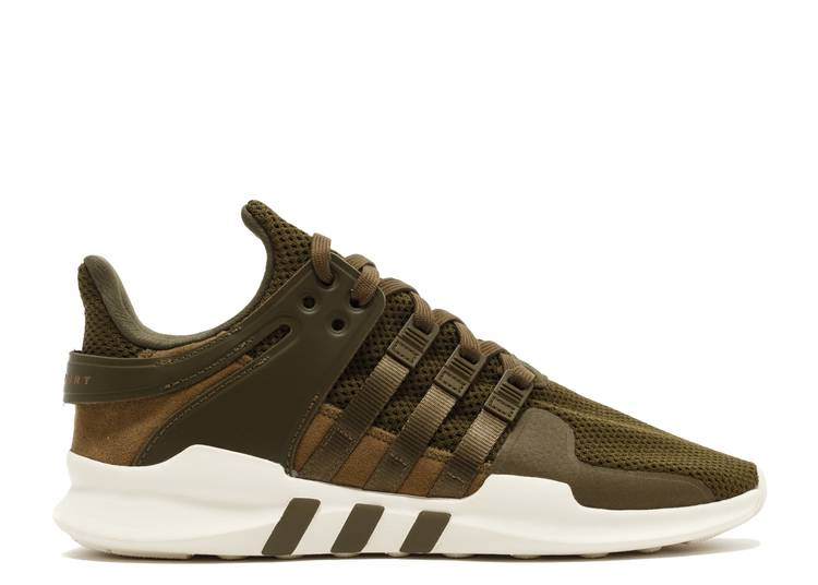 Champs Sports x EQT Support ADV 'Chalk and Olive'