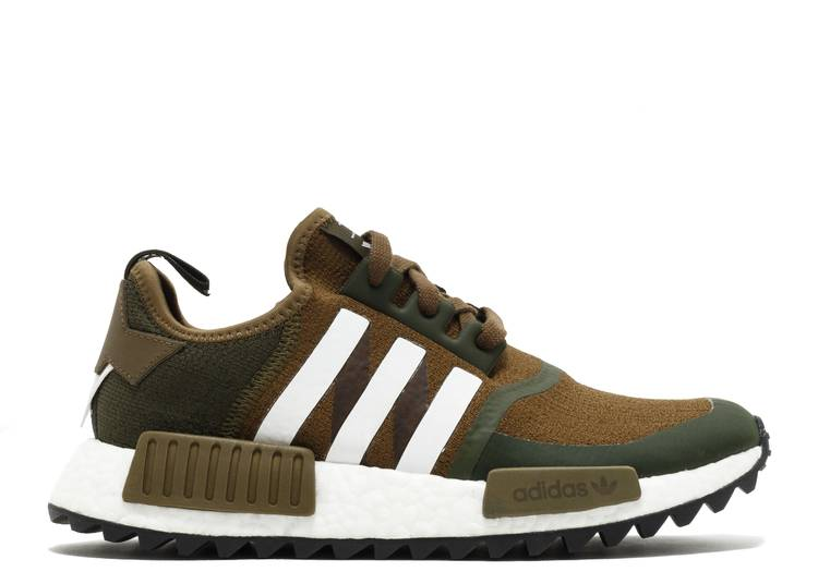 White Mountaineering x NMD_R1 Trail Primeknit 'Olive'
