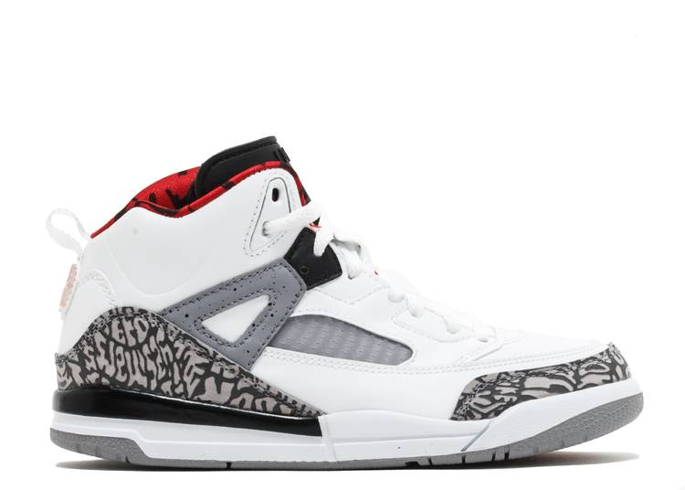 Jordan Spizike PS 'White Cement'