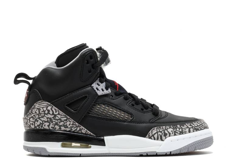 Jordan Spizike GS 'Black Cement'