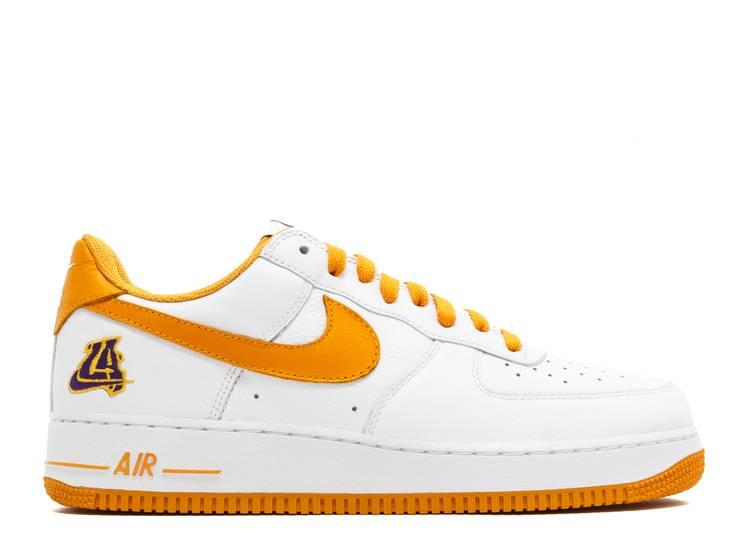 air force 1 low amarillas