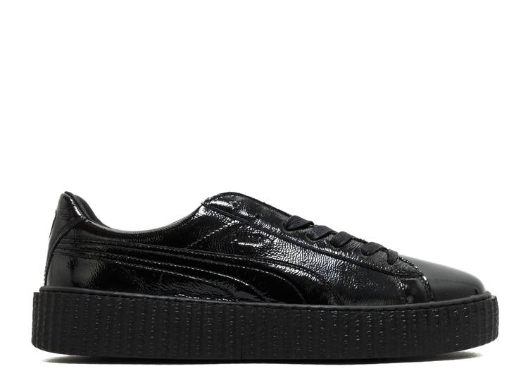 creeper cracked leather men 'Cracked Leather'