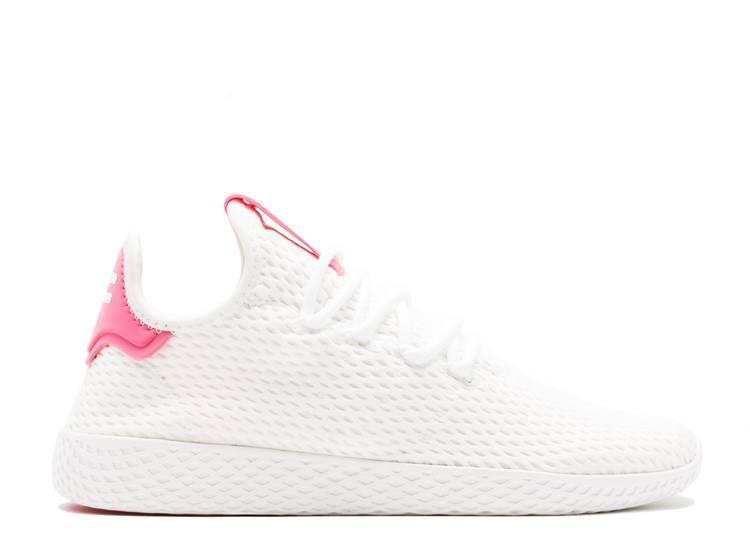 Pharrell x Tennis Hu 'White Pink'