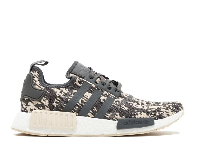 Foot Locker x NMD_R1 'Grey Four'