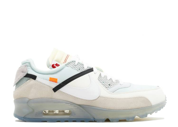 Off-White x Air Max 90 'off white'