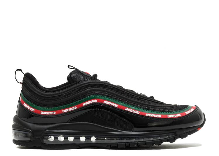 Undefeated x Air Max 97 OG 'Black'