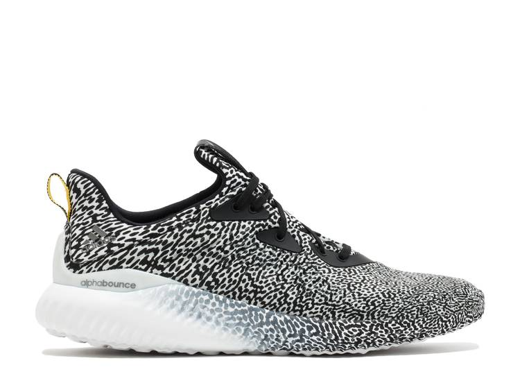 Alphabounce 'Motion Capture'