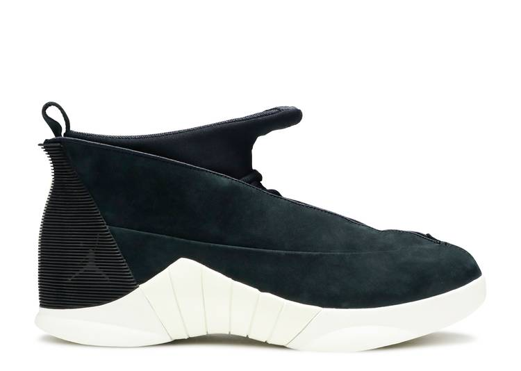 PSNY x Air Jordan 15 Retro 'Black Suede'