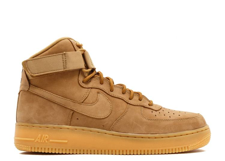 apasionado golpear favorito  Air Force 1 High '07 LV8 WB 'Flax' - Nike - 882096 200 - flax/flax-outdoor  green-gum li | Flight Club