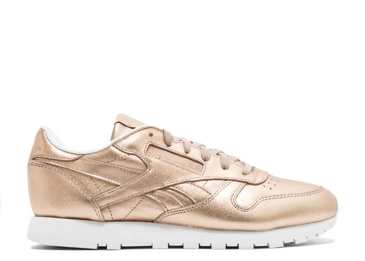 Wmns Classic Leather 'Melted Metal'