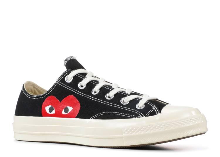 chaussure converse comme des garcons