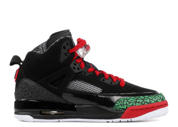 Air Jordan Spizike GS 'Black Varsity Red' 2017
