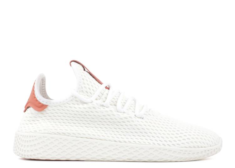 Pharrell x Tennis Hu J 'Raw Pink'