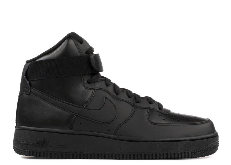 Air Force 1 High '07 'Triple Black'