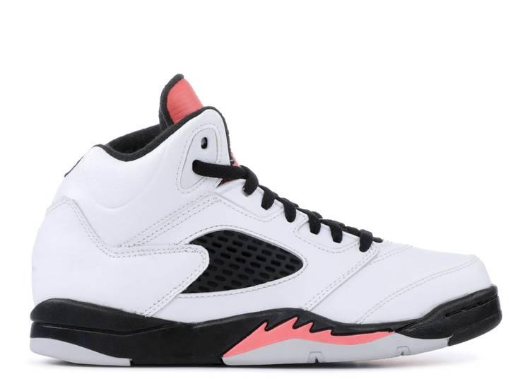 Air Jordan 5 Retro PS 'White Sunblush'