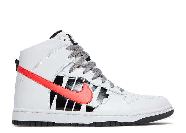 UNDFTD x NikeLab Dunk High Lux 'Undefeated'