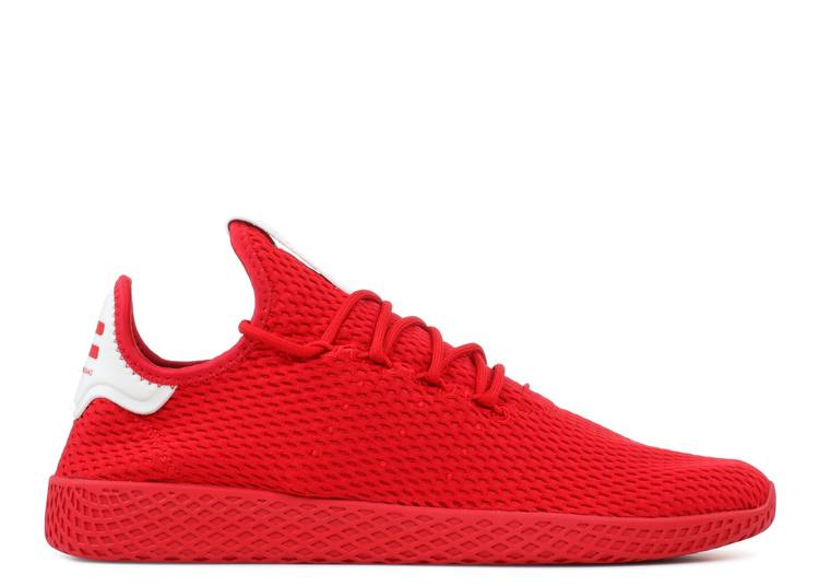 Pharrell x Tennis Hu 'Scarlet Red'