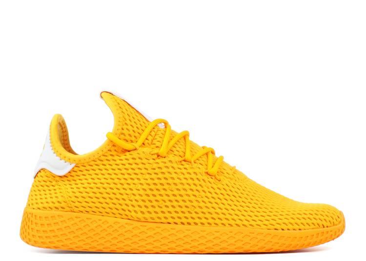 Pharrell x Tennis Hu J 'Gold Solid'