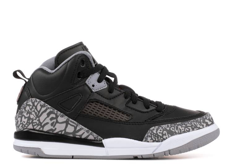 Jordan Spizike BP 'Black Cement'