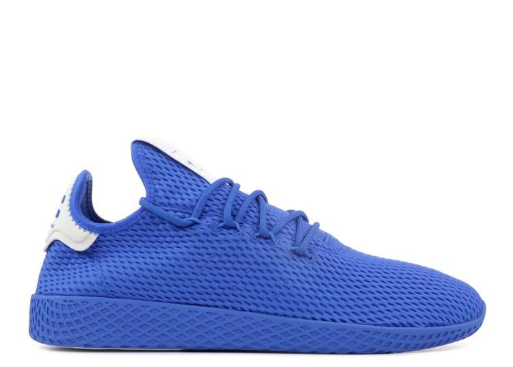 Pharrell x Tennis Hu 'Solid Blue'