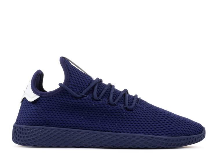 Pharrell x Tennis Hu 'Dark Navy Blue'