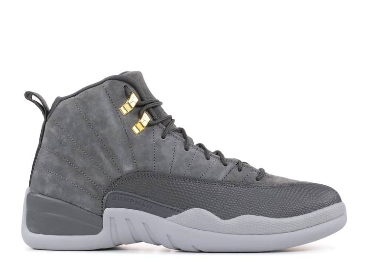 Air Jordan 12 Retro 'Dark Grey'