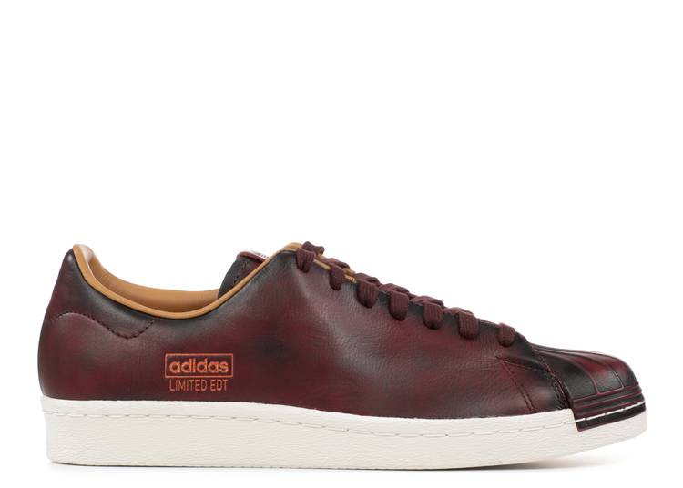 Limited Edt x Superstar 'Burgundy'